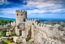 Le château des maures (source photo 123RF)