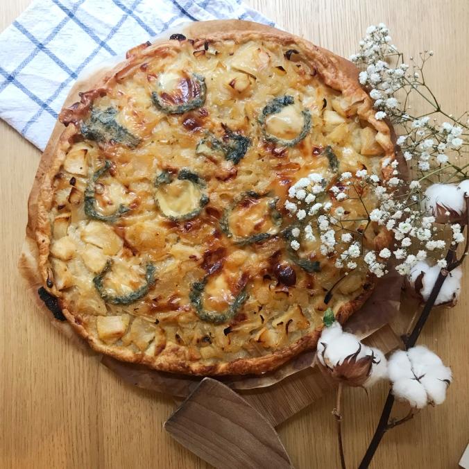 camille bavarde recette tarte .jpg